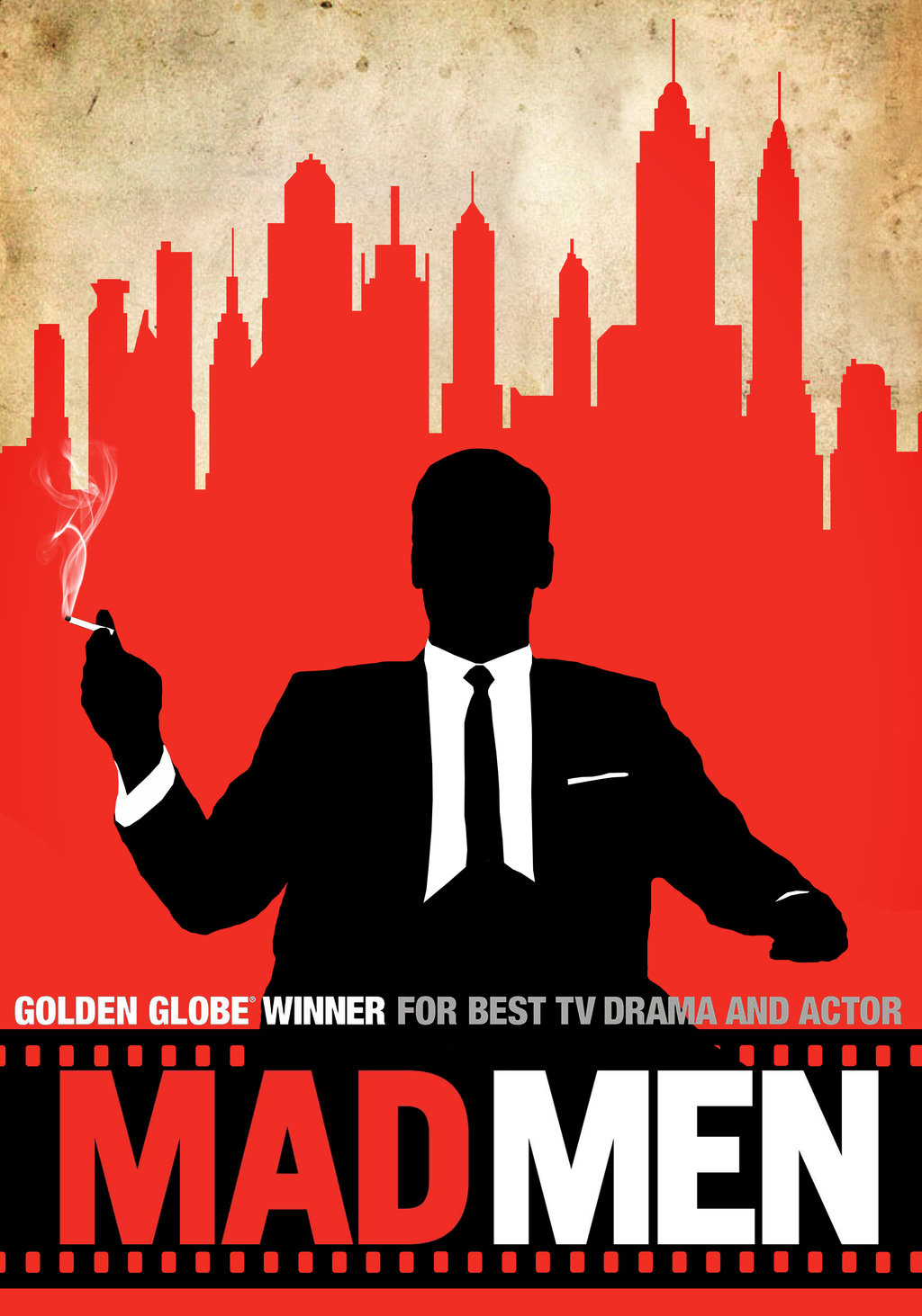 1024x1463 Mad Men Poster By Malteblom