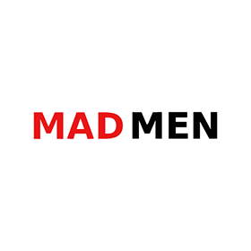 280x280 Mad Men Logo Vector Free Download