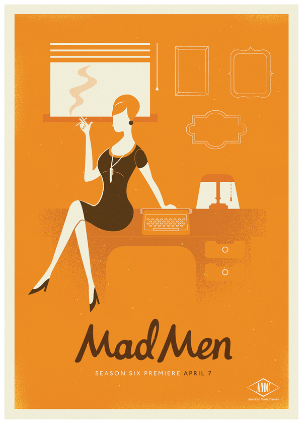 600x842 Best Mad Men Posters Season 6 Images On Designspiration