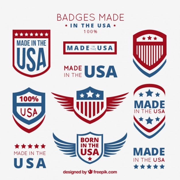 626x626 Made In Usa Vectors, Photos And Psd Files Free Download