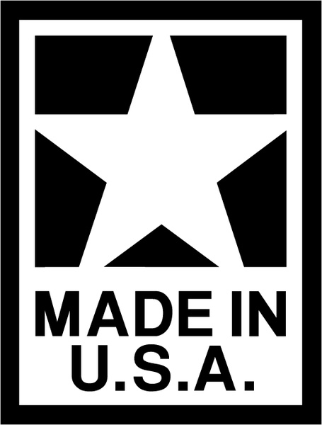 455x600 Made In Usa 2 Free Vector In Encapsulated Postscript Eps ( .eps