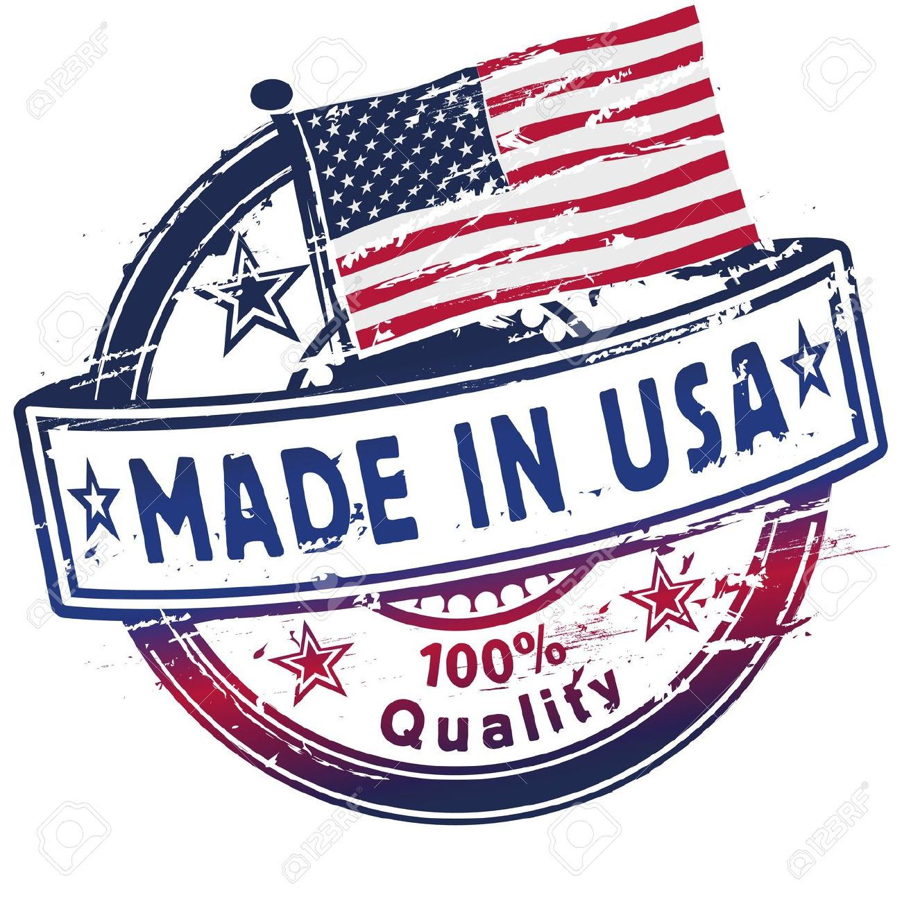 1300x1300 Made In Usa Clipart