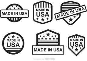 285x200 Made In Usa Logo Free Vector Graphic Art Free Download (Found