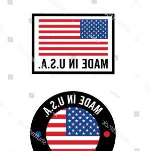 300x300 Vector Made Usa Icon Logo Set Lazttweet