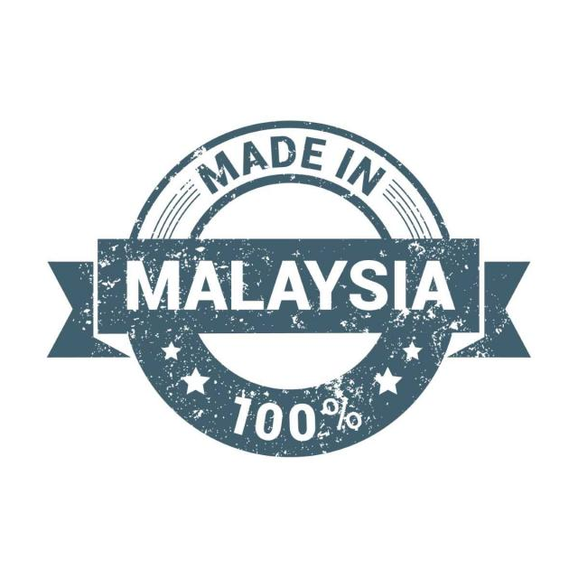 640x640 Made In Malaysia Stamp Vector, Malaysia, Made, Stamp Png And