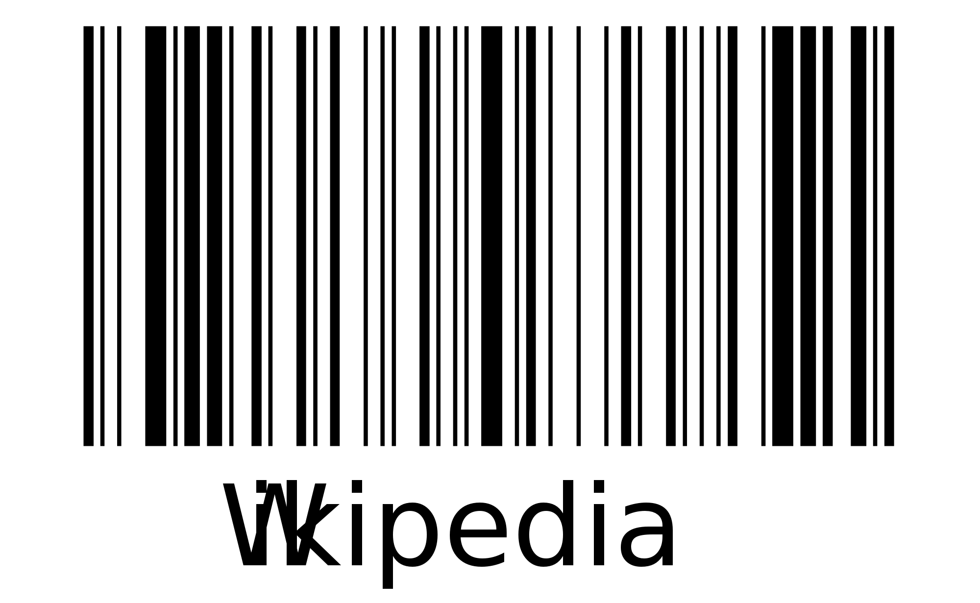 Magazine Barcode Vector
