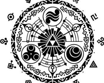 340x270 Doctor Strange Magic Circle Vector File Etsy