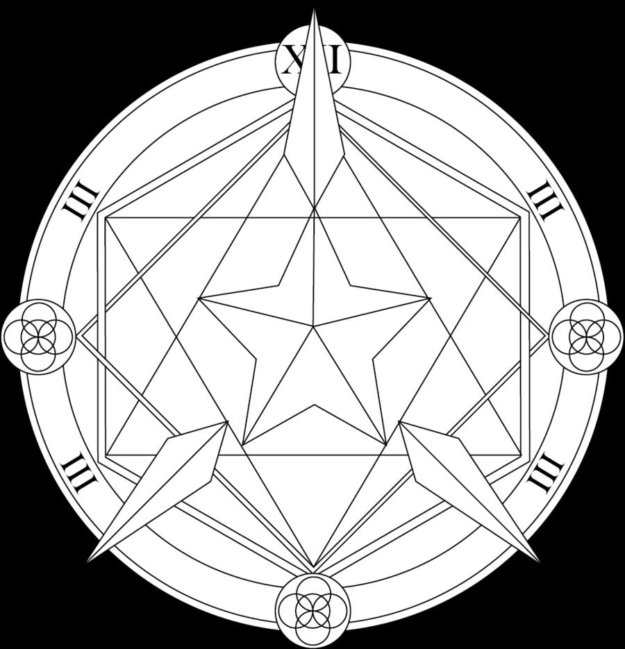 900x935 My Magic Circle By Alnyll