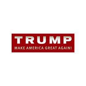 280x280 Trump Make America Great Again Logo Vector Free Download