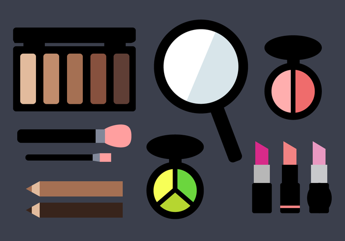 700x490 Makeup Free Vector Art