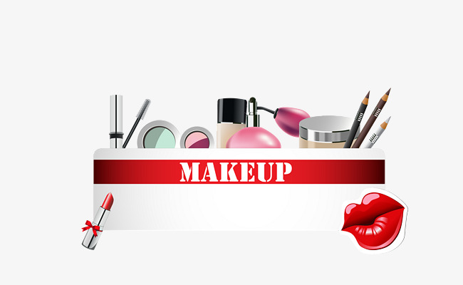 650x400 Vector Color Makeup Platter, Color Vector, Makeup Vector, Vector