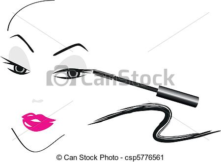 Makeup Vector Art