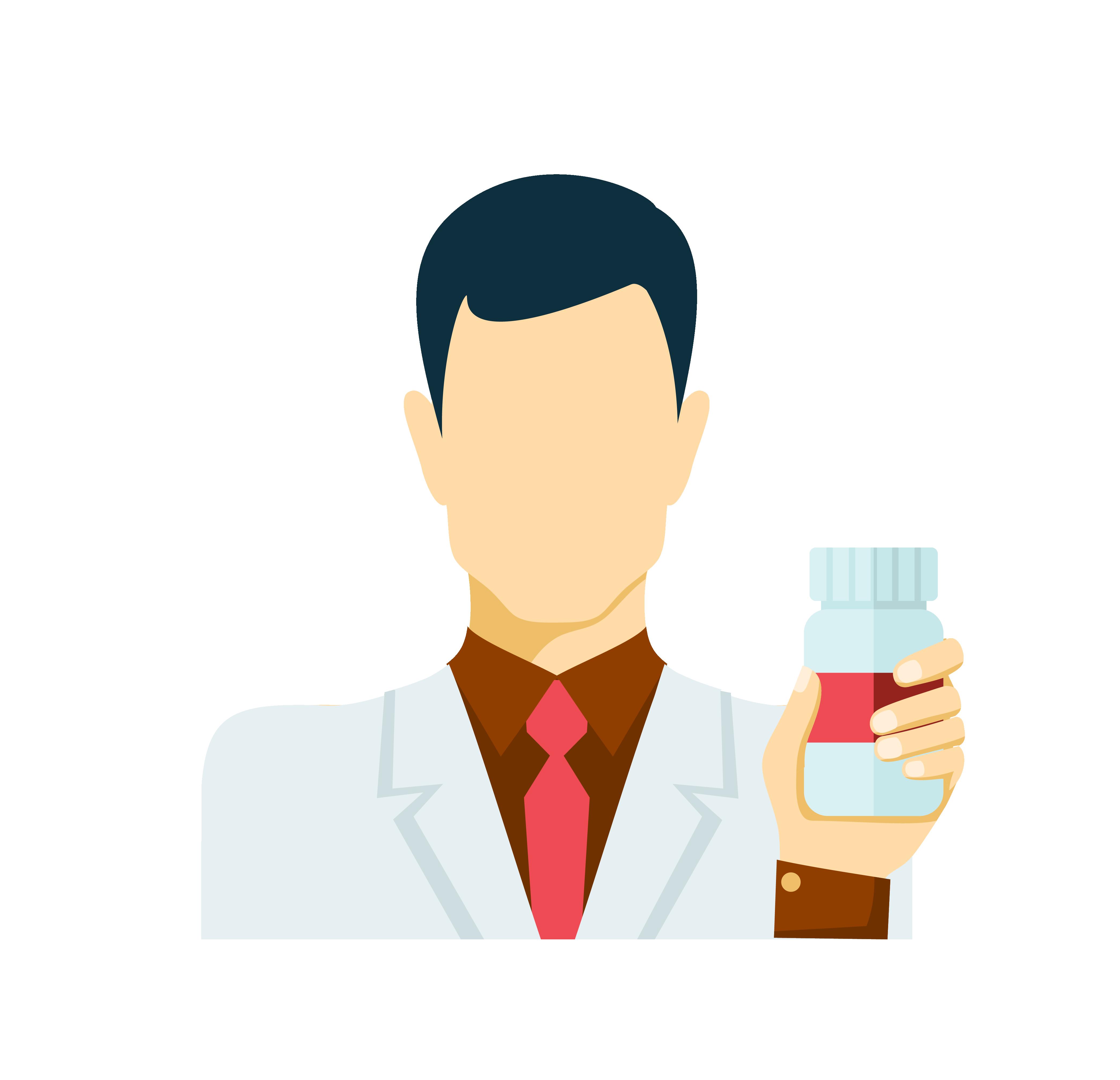 4174x4024 Physician Pharmacist Icon