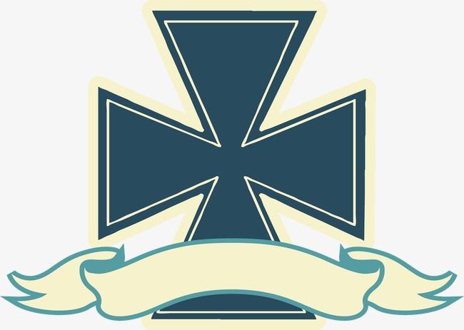 650x463 Vector Illustration Maltese Cross, Maltese Cross, Cross, Vector