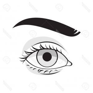 300x300 Stock Illustration Men Face Parts Eyes Noses Shopatcloth