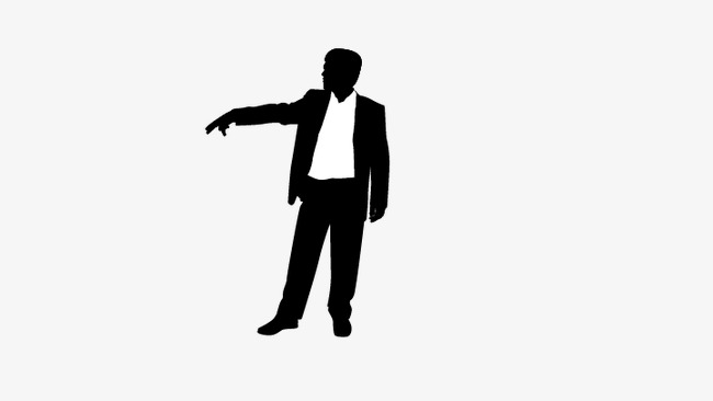 650x366 People Standing Silhouette, Man Standing, Silhouette Figures Png