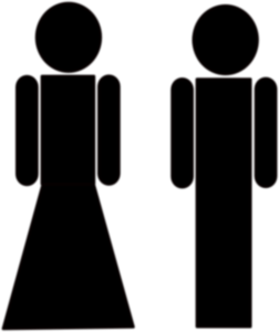Man Symbol Vector