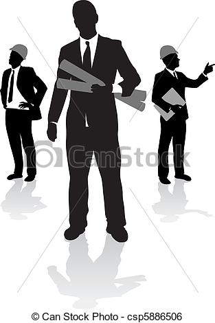 313x470 Construction Workers. Business Construction Managers.