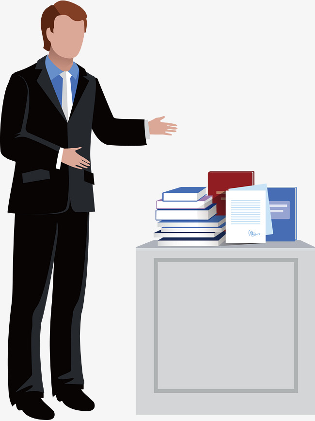 650x867 Business Work Distribution, Business, Character, Manager Png And