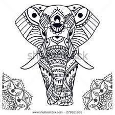 225x225 18 Best Elefantes Images Elephant Tattoos, Indian