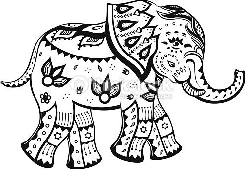 497x344 Elefantes Hindues Animados