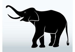 286x200 Elephant Free Vector Art