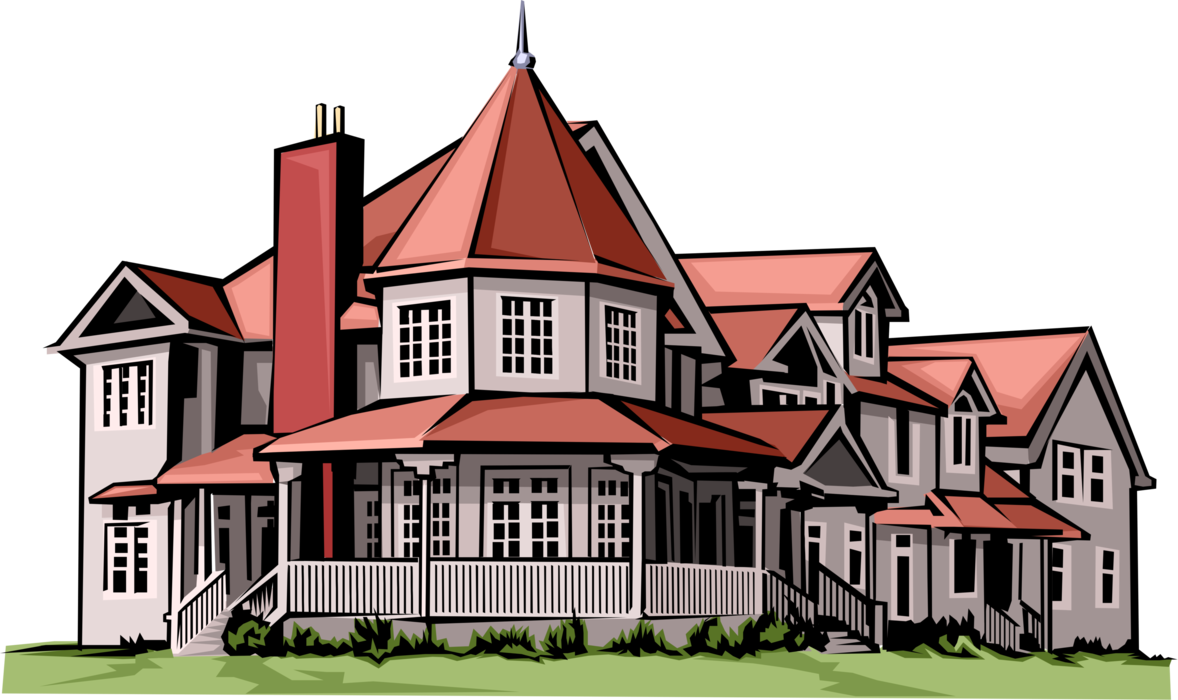 Mansion Vector