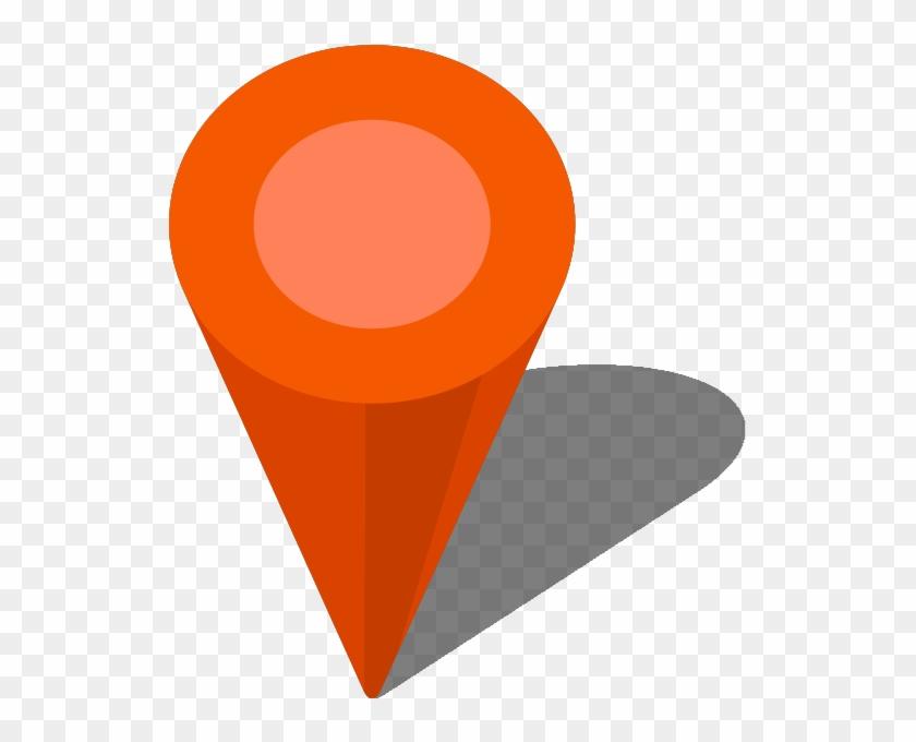 840x680 Location Map Pin Orange7