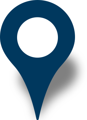 290x400 Simple Location Map Pin Icon Navy Blue Free Vector Data Svg