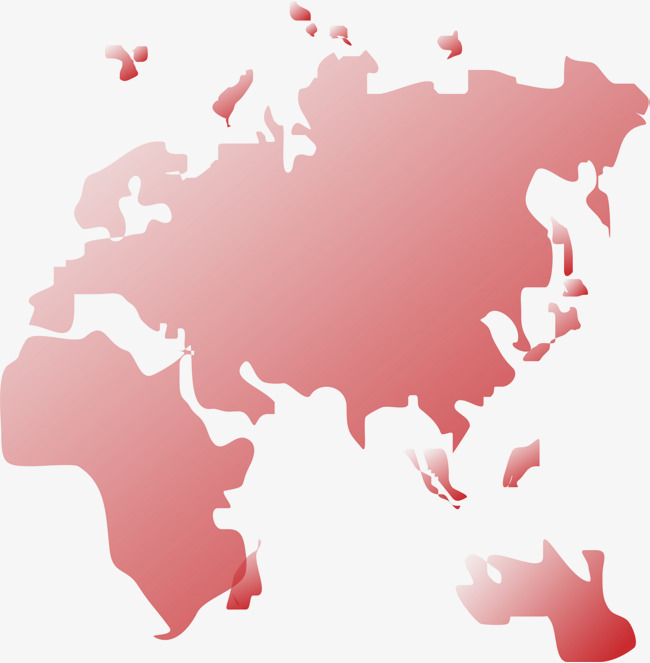 650x663 Map Png Vector Element, Map Vector, Map Vector, Pink Png And