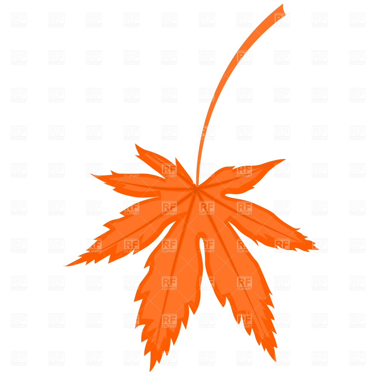 1200x1200 Maple Leaf Vector Image Vector Artwork Of Plants And Animals