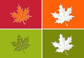 286x200 Maple Leaf Free Vector Art