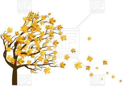400x280 Autumn Maple Tree Vector Image Vector Artwork Of Plants And