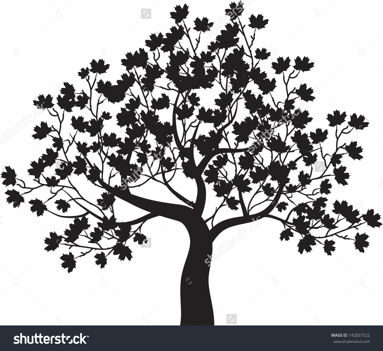 1500x1374 Maple Branch Clipart