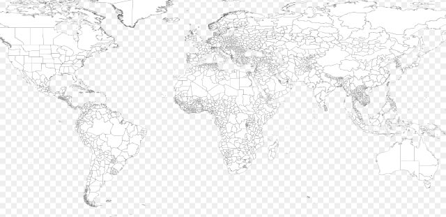 640x311 30 High Quality Free World Map Templates