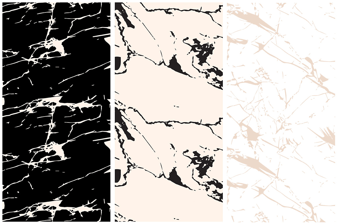 1160x772 Marble Seamless Vector Patterns