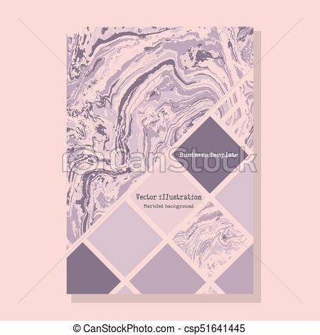 450x470 Marbled Pastel Abstract Background. Liquid Marble Pattern. Vector