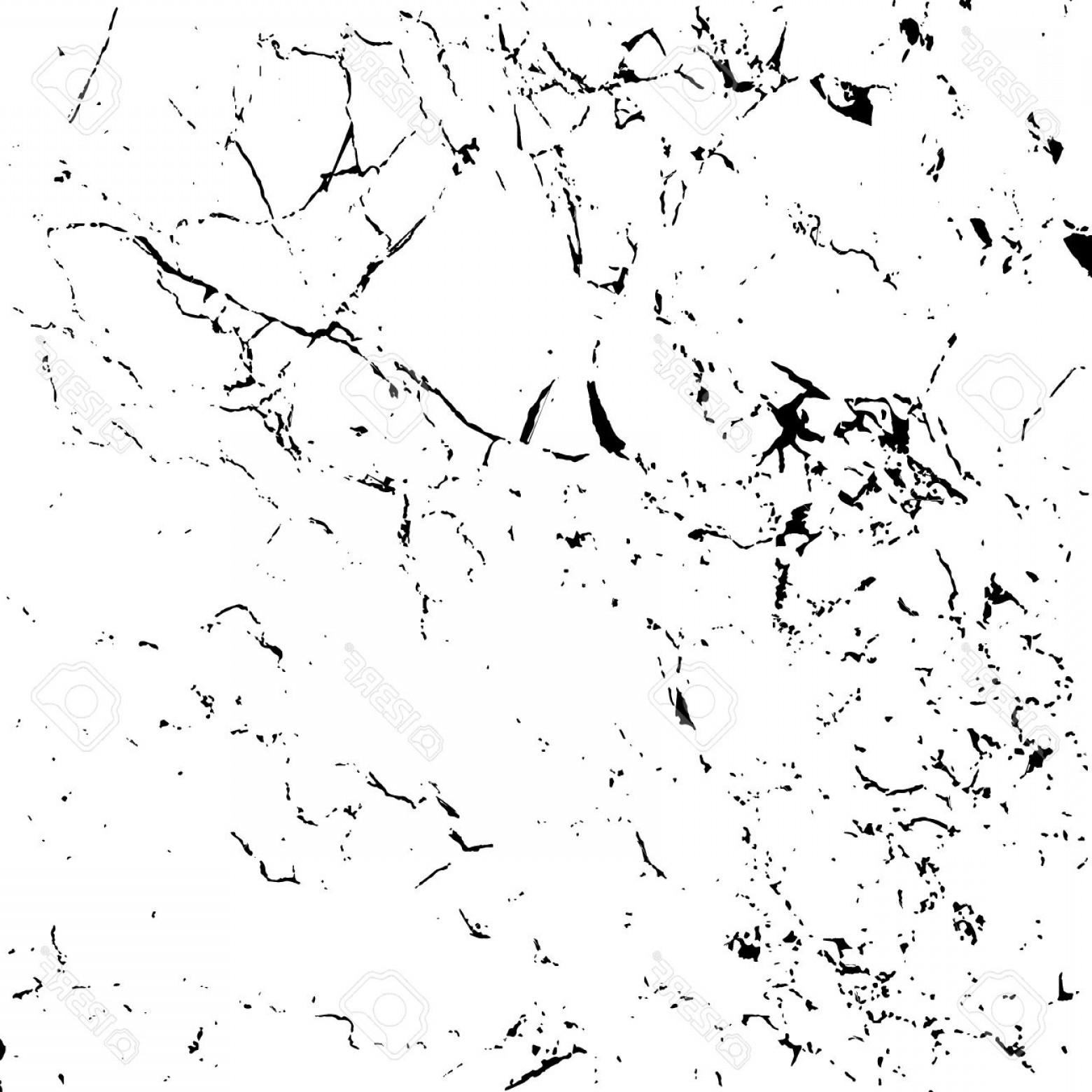 1560x1560 Photostock Vector Grunge Marble Texture White And Black Sketch