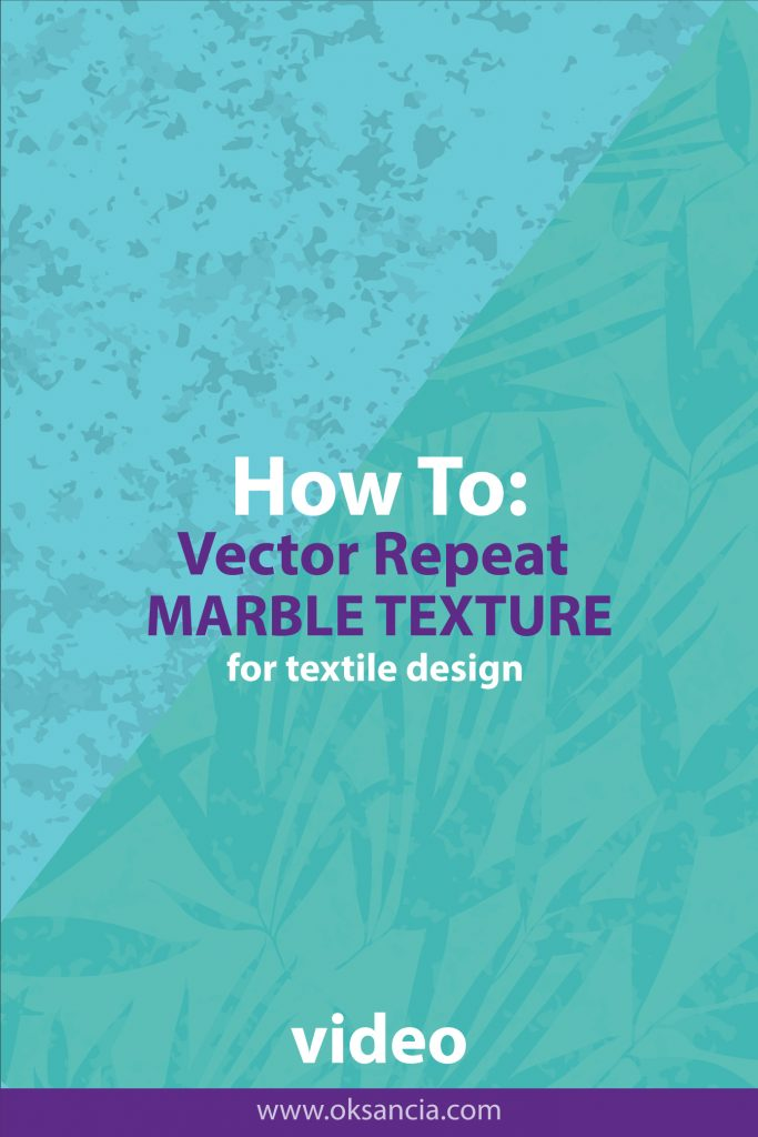 683x1024 Video Tutorial How To Create Vector Repeat Marble Texture In