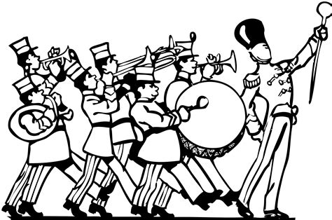 474x314 High School Band Royalty Free Cliparts Vectors And Stock, High