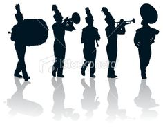 236x184 Musician Clipart Marching Band