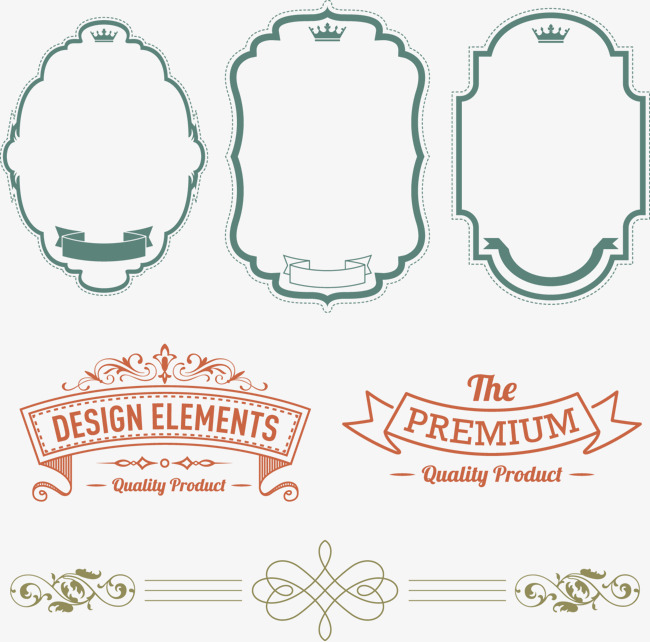 650x642 Vector Flower Frame, Flower Vector, Frame Vector, Flower Boxes Png