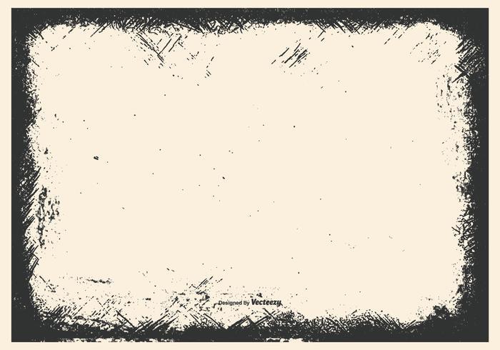 700x490 Fondo Del Marco Del Vector De Grunge