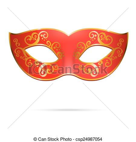 Mardi Gras Mask Vector Free Download