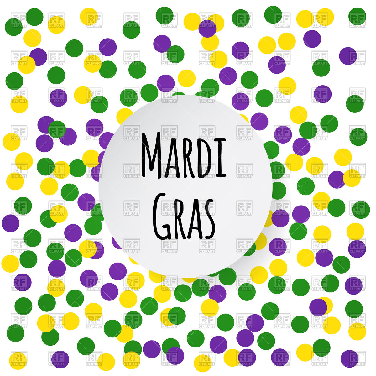 1200x1200 Mardi Gras Background Vector Image Vector Artwork Of Backgrounds