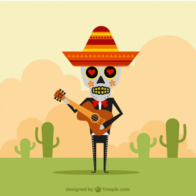 626x626 Mexican Mariachi Vector Free Download