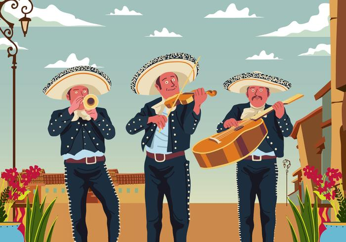700x490 Group Of Mariachi