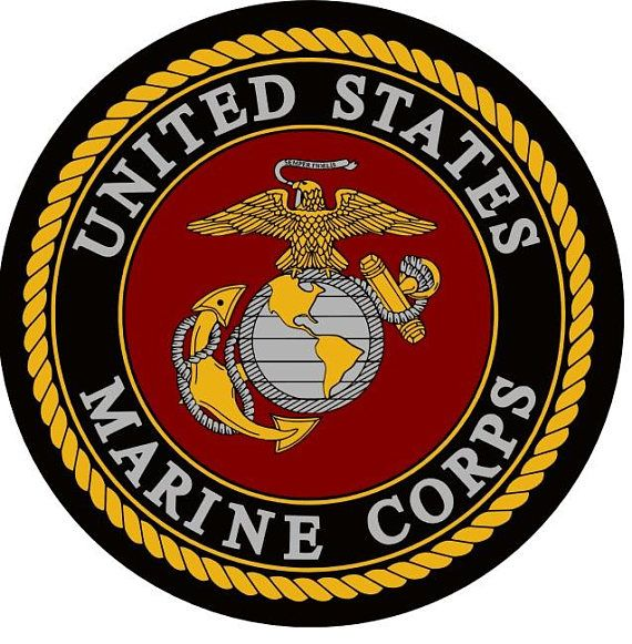 570x581 Marine Corps Logo Svg