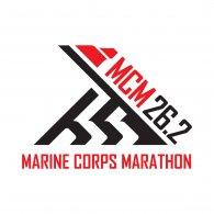 195x195 Marine Corps Marathon Brands Of The Download Vector