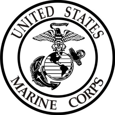 400x400 Military Logos I Just Like It Marine Corp Logo Vector